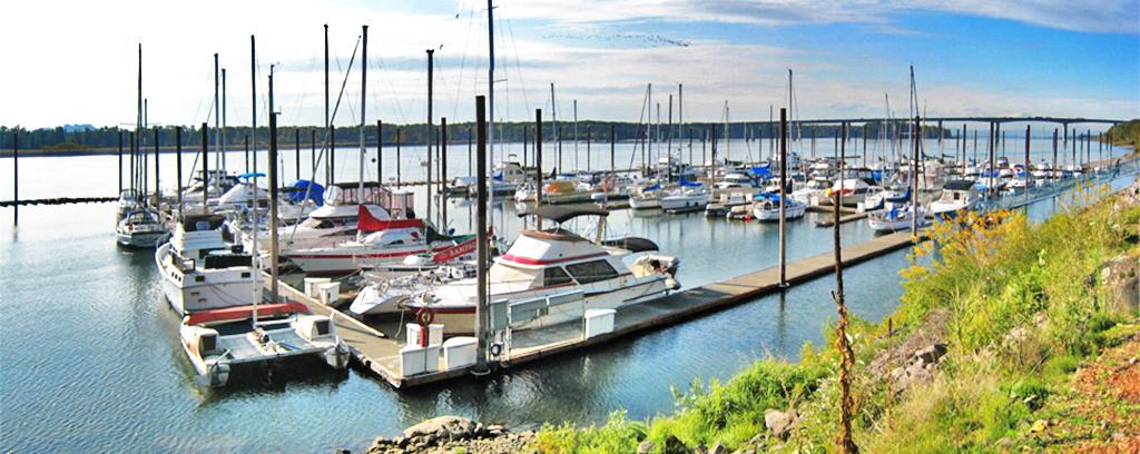 Boat Moorage Slips, Boat Houses, Boat Sales & Brokerage